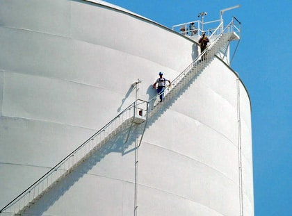 tank fall protection