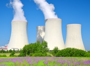nuclear power plant fall protection
