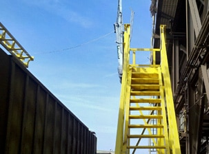 permanent access platforms