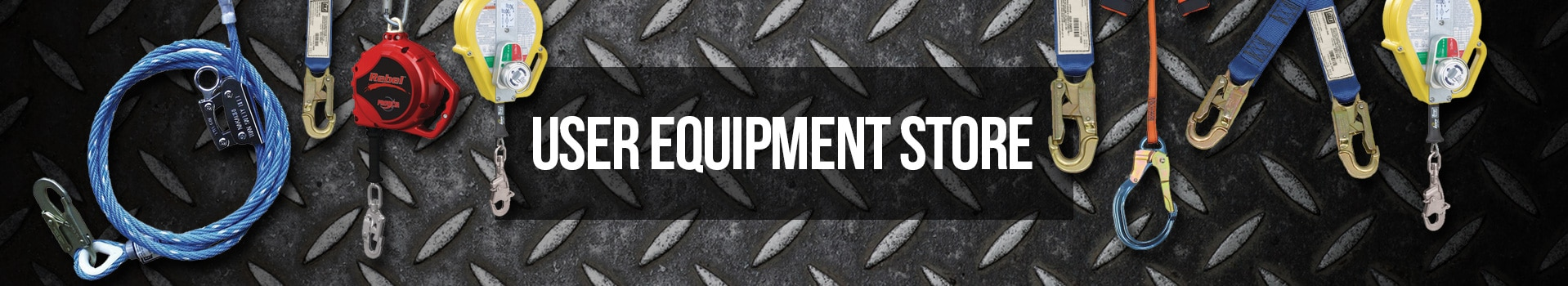 fall protection user equipment store