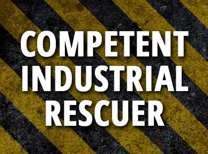 competent industrial rescuer