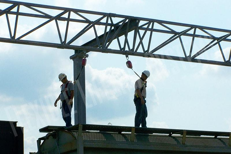 Railcar Fall Protection Systems Fall Arrest Com
