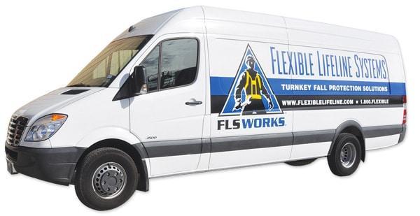 fls inspections van