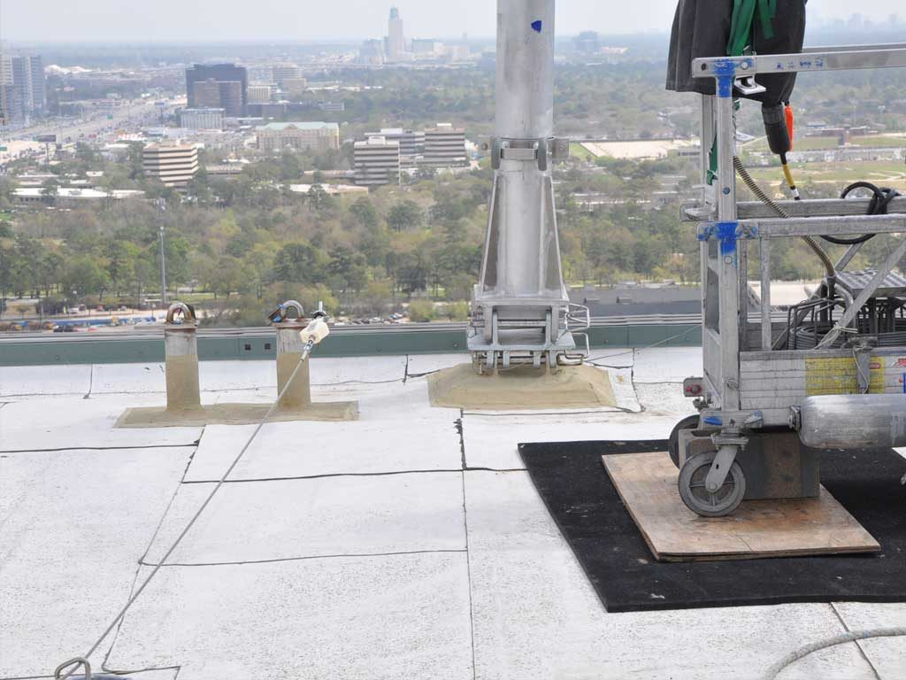 Construction Concerns Fall Protection And Steel Buildings: Roof Anchors For Fall Protection