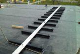 FlexTraxx-rail-membrane-flat-roof