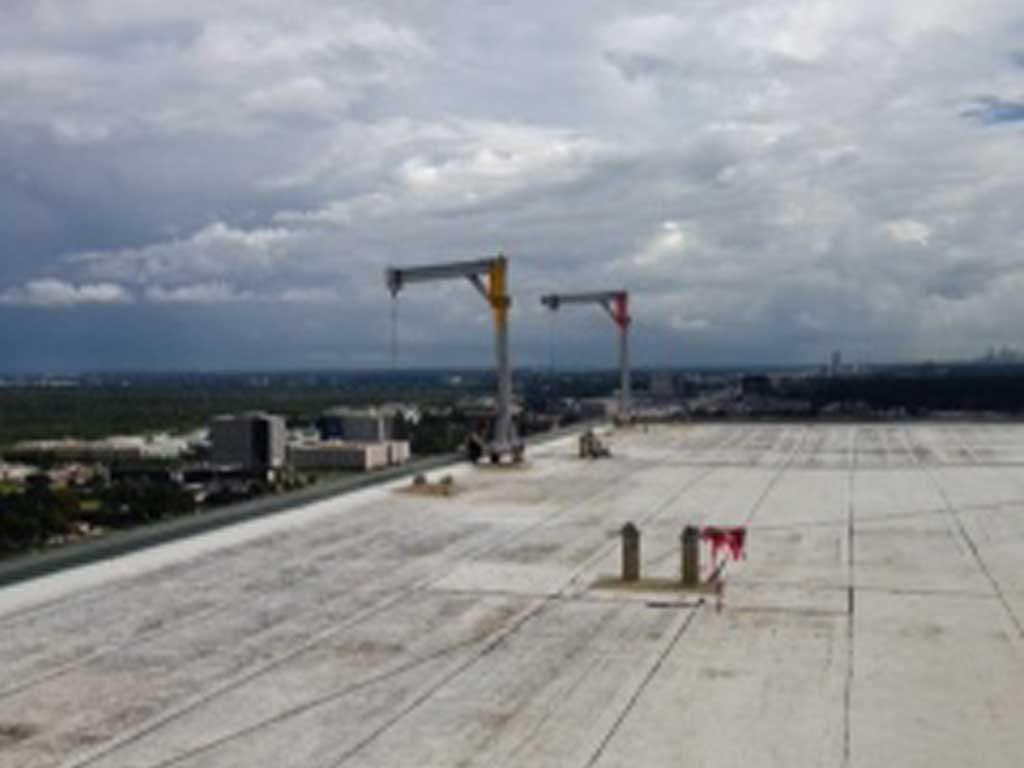 Socket Amp Davit Systems For Building Facade Maintenance