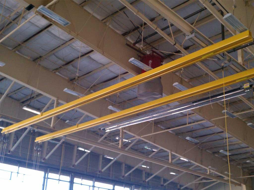 Twin FlexRail - Flexible Lifeline Systems
