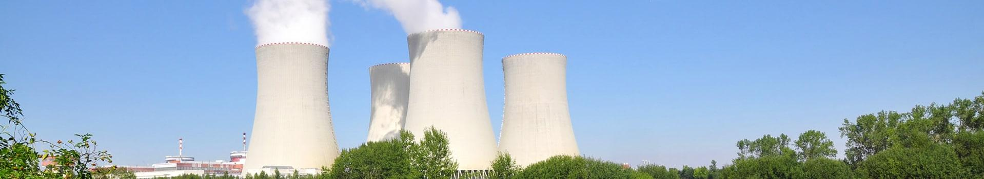 nuclear power plant fall protection systems