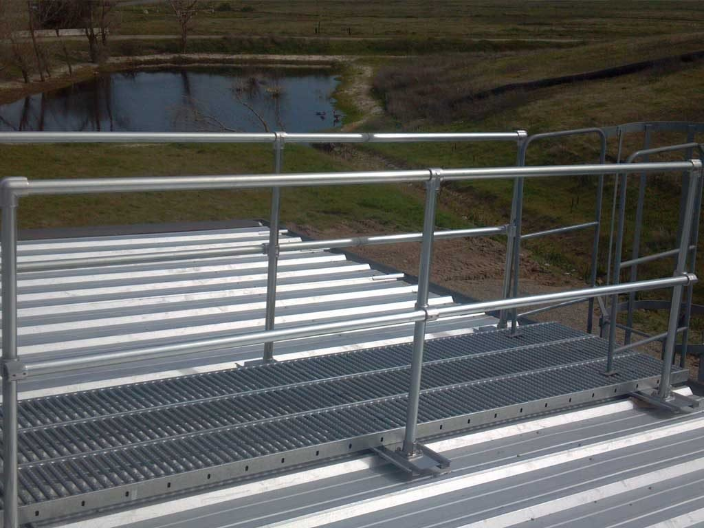 Controlled Access Zone Osha Requirements Flexible Lifeline Systems