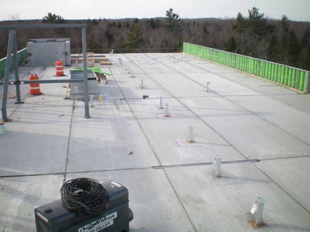 Tieback Anchors Roof Anchors For Fall Protection