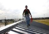 rooftop horizontal lifeline