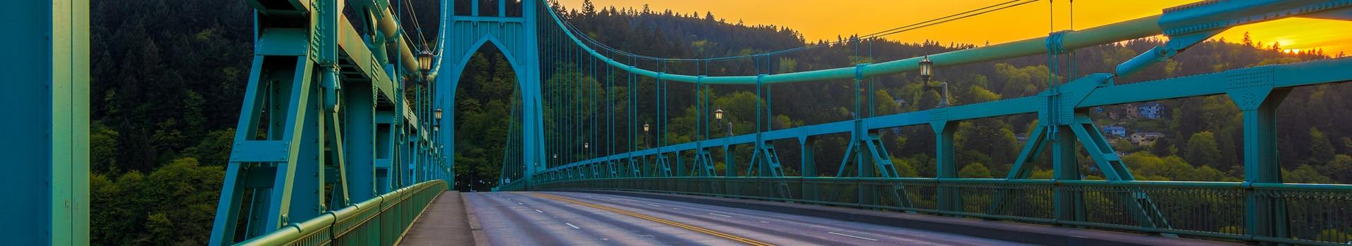 bridge fall protection
