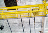 fall arrest system for overhead crane