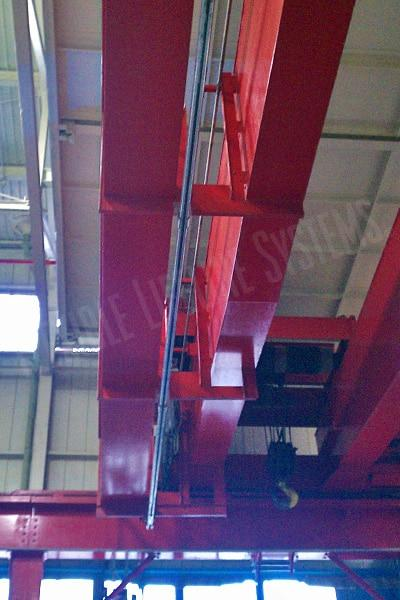 Fall Protection For Overhead Cranes Fall Arrest Com