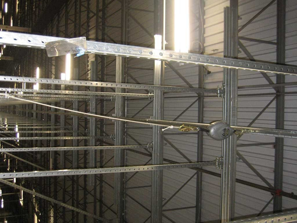 Catwalk Systems Steel Walkways Fall Protection For