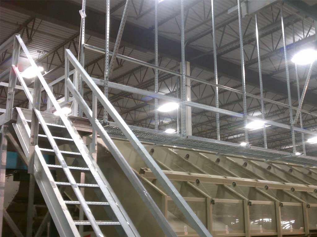 Catwalk Systems | Stee...