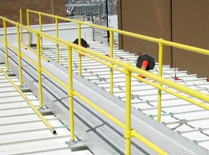 handrail and walkway systems
