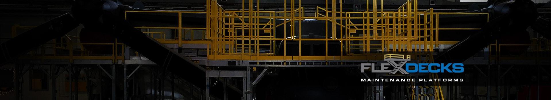 aircraft maintenance platforms