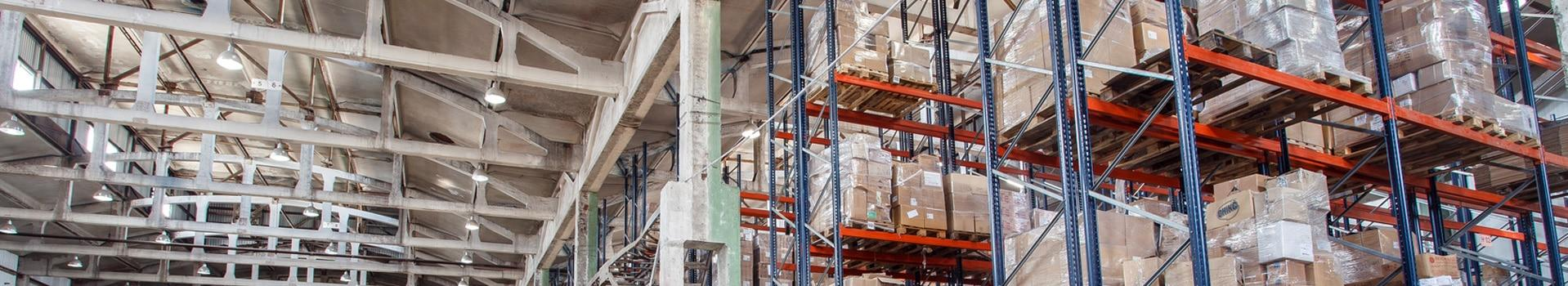 fall protection for distribution and fulfillment centers