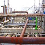 petrochemical plant fall protection