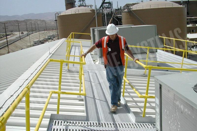 Roof Walkway Amp Osha Approved Roof Walkway Systems