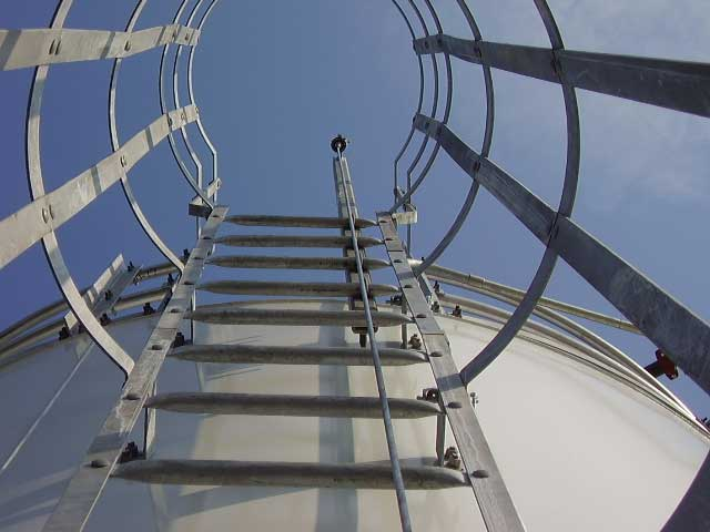 Vertical Lifelines Amp Ladder Davits Flexible Lifeline Systems