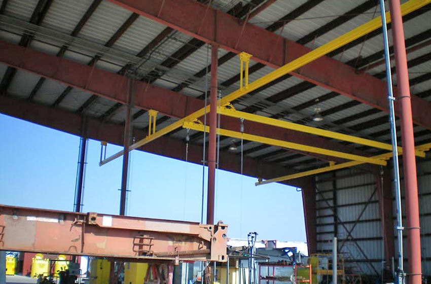 Industiral FlexBridge Fall Arrest System