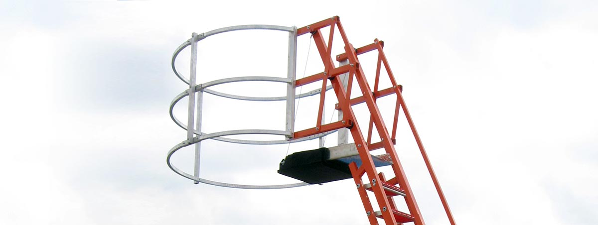 Mobile Access Stair Systems For Railcar Amp Truck Fall