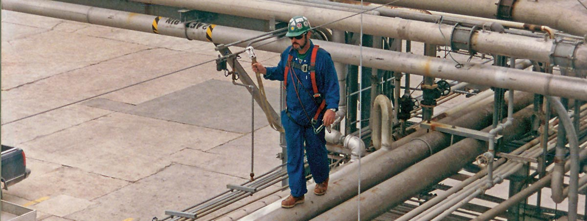 Fall Protection For The Energy Amp Utilities Industry Fall