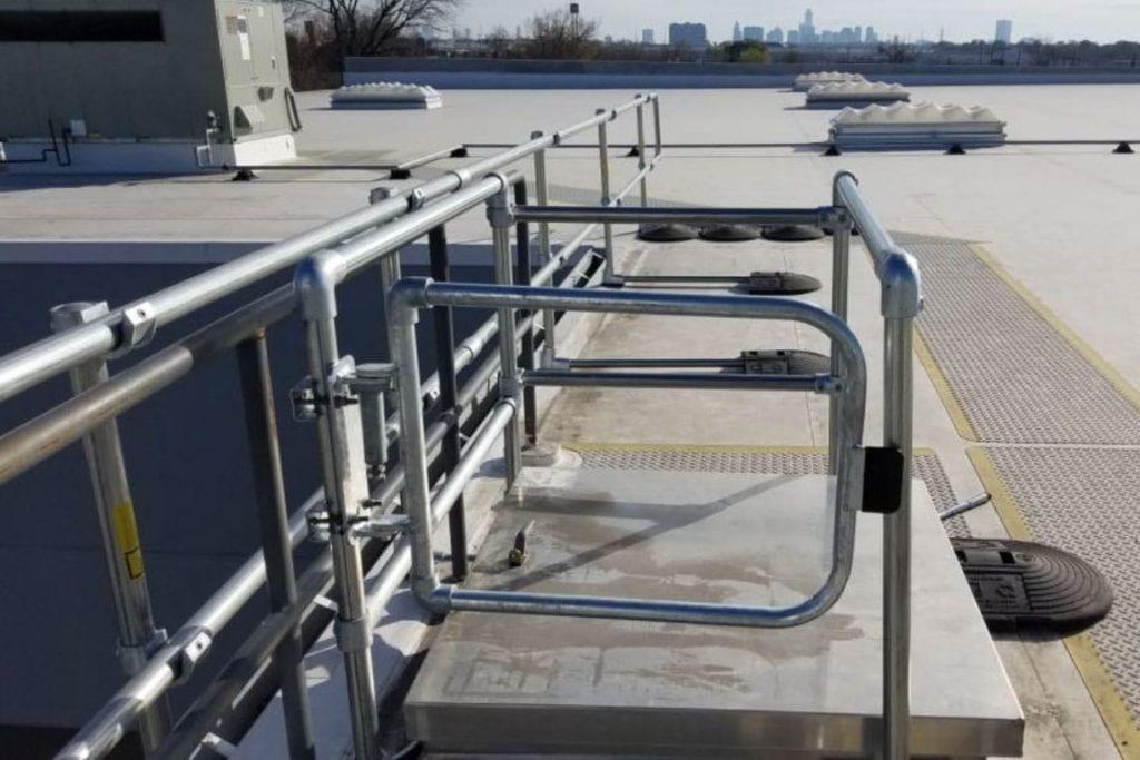 Karbach Brewery Case Study Flexible Lifeline Systems