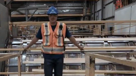 Safety Solutions for Lumber Processing