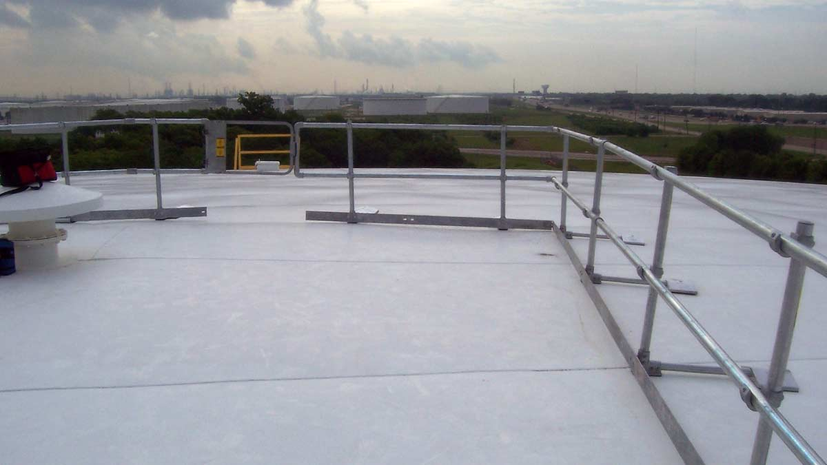 Safety Handrail Systems