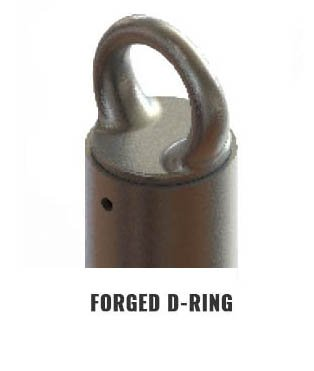 D-Ring Tieback Anchor Attachment