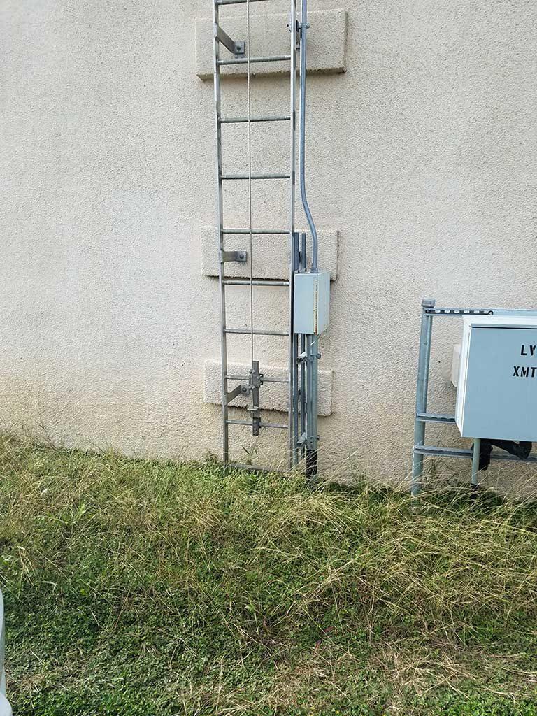 Vertical Lifelines Amp Ladder Davits Flexible Lifeline Systems