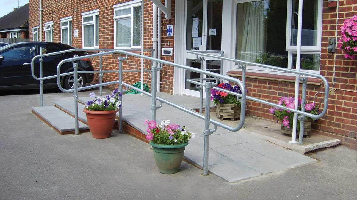 ADA Compliant Guardrails