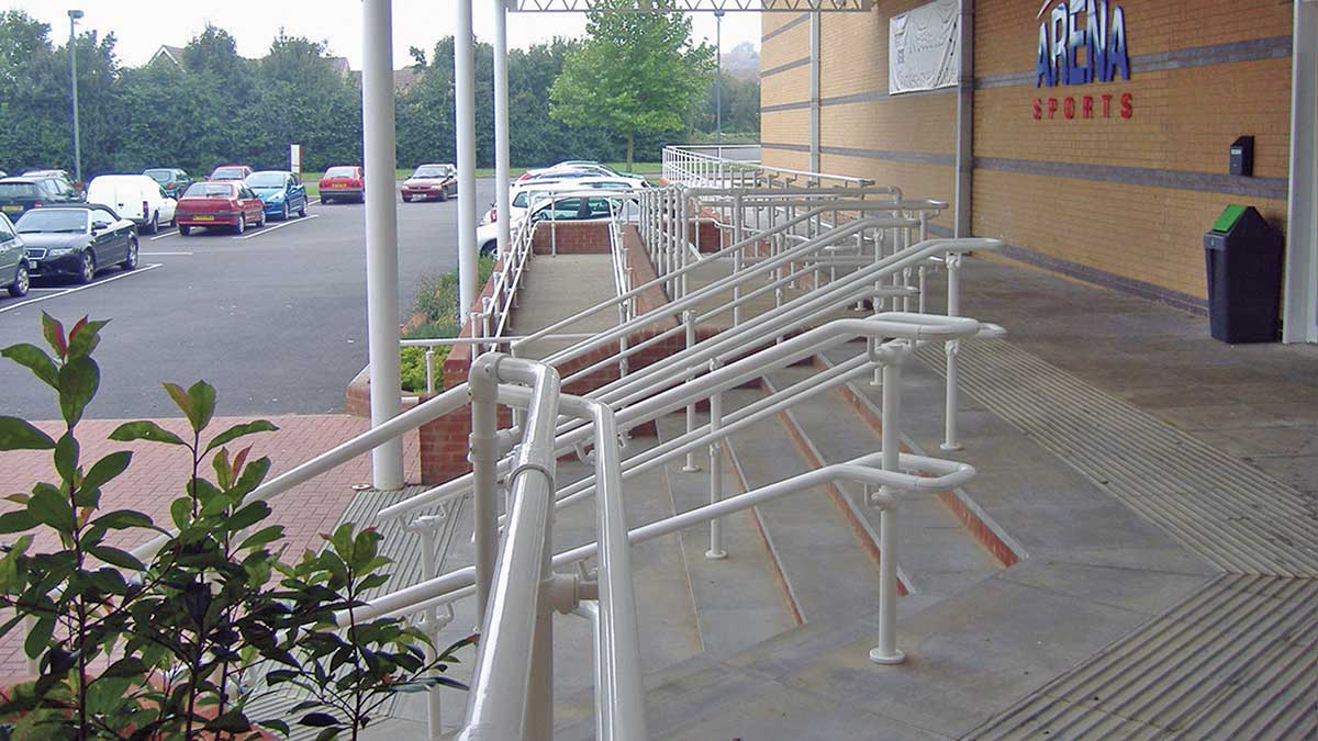 Commercial Guardrail Systems