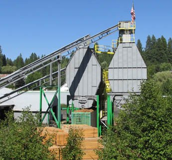 Lumber Mill Fall Protection