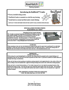 KeeHatch Installation Instructions