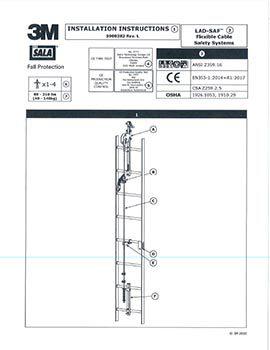 Lad-Saf Installation Manual