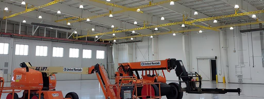 FlexBridge Installation for Aviation Hub