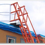 Mobile-Access-Stair-System